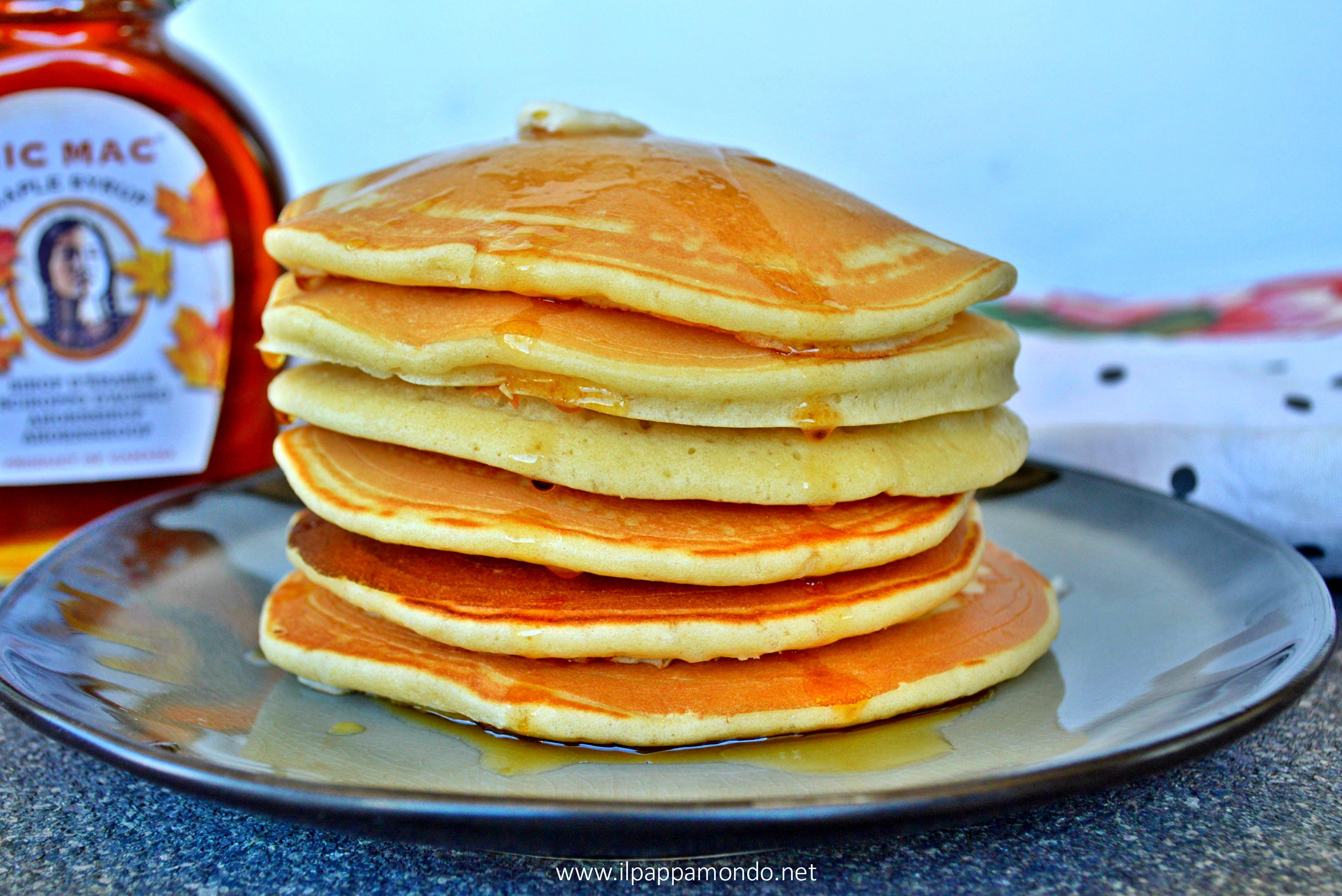 Come Fare I Pancake Ricetta Nutella